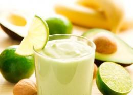 Avokadov jogurt