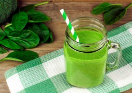 Smoothie z aloe vero