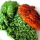 cobio-recept-kremni-spinacni-riz-s-pecenim-piscancjim-stegnom